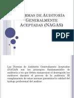 NAGA´s Normas de Auditoría Generalmente Aceptadas.