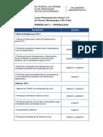 Calendário Administrativo 2017-1 - Campi i e IV Republicado (2)