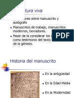 09 La Escritura Viva