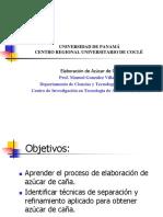 Elaboración de Azúcar de Caña 2016.ppt