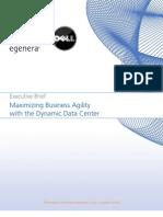 White Papers Dell Egenera - Maximizing Business Agility