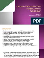 KAEDAH PdP MENGINGAT.pptx