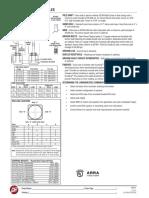 steelroundtaperedpoles-datasheet