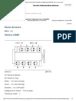 Diseño Del Motor