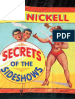 Secrets of the Sideshows