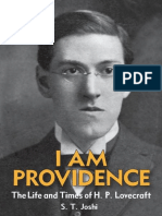 H. P. Lovecraft - I am Providence