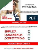 Nueva Oferta Postpago