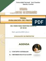 6.- EVALUACION DEL PROYECTO.pptx