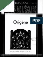 Origen vs Overview Ou en sont les etudes sur Origene Dorival 1996@.pdf