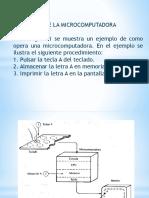 2 . - Operacion de La Microcomputadora.pptx