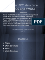 Power FET (DMOS, VMOS)-Hansen and Roschen