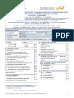 Cuestionario Evaluación Calidad