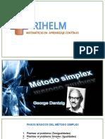 Simplex Explicación
