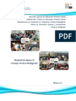 Material de Apoyo Al CTM. Mayo 2017