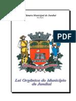 Lei Organica de Jundiai Atualizada Ate Emenda 67 de 22 de Dezembro de 2015