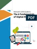 Netmarks 2016 Guide to Digital Marketing