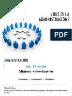 Introduccion administración en salud