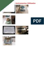 Compactación Materiales e Instrumentos