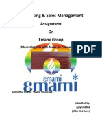 Emami Group f