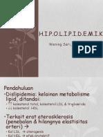 Obat Anti Hiperlipidemia