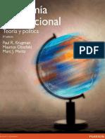 Economía Internacional 9va Edición Paul Krugman 9va Edición - 2012