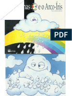 Nuvens e Arco Iris