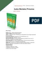 Información Test PMA