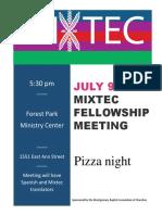 Mixtec Fellowship English