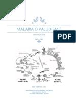 Malaria Investigación