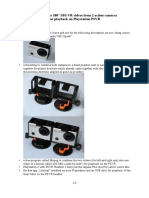 How to 180 SBS PSVR