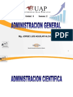 2. ADMINISTRACION CIENTIFICA