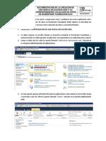 Documentación Creación Nueva Aplicación en Sharepoint