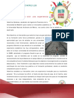 Around The World Boletín 128