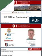 BIG DATA en Exploración y Producción by JL Gelot