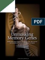Unmasking Memory Genes
