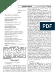Decreto Supremo N° 071-2017-PCM
