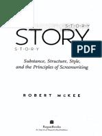Robert McKee - Story (PDF)
