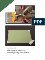 Device of LFA Injet printing