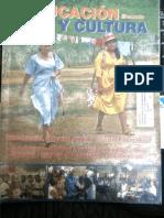 Revista Educación y Cultura FECODE