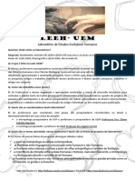 Panfleto Ciência Na Praça 2017