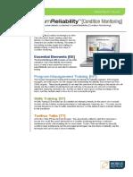 iLearnReliability [Condition Monitoring] topic details