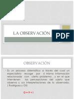 La Observacion 2016