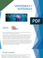 Neurofeedback y Biofeedback