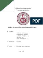 Informe 5 Unidades de Albaileria