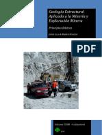 Geología Estructural Aplicada a la Minería y Exploración Minera.pdf