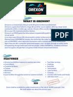 Orexon White Paper