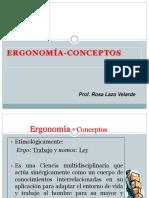Ergonomía