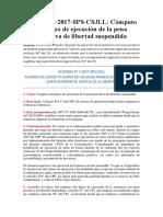 Acuerdos Penales 1, 2, 3 y 4 - Trujillo 2017