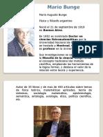 MARIO BUNGE.pptx