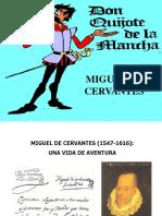 Quijote para niños